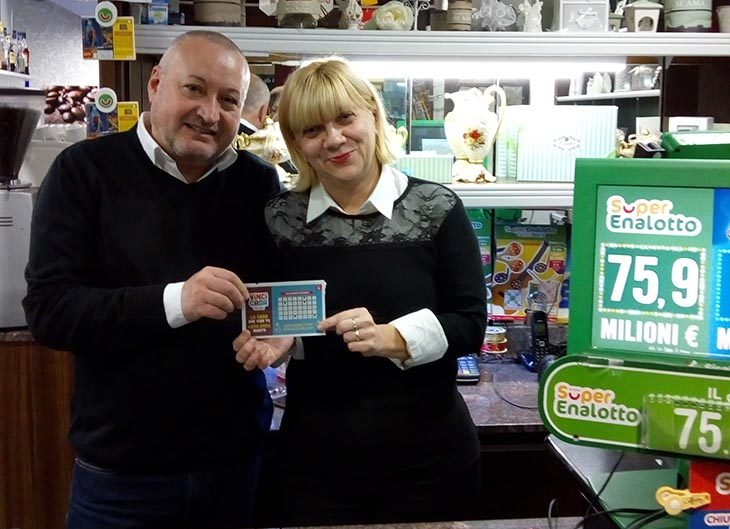 Un cliente del Dolce&Amaro di Ozzano vince 500 mila euro con il gioco VinciCasa