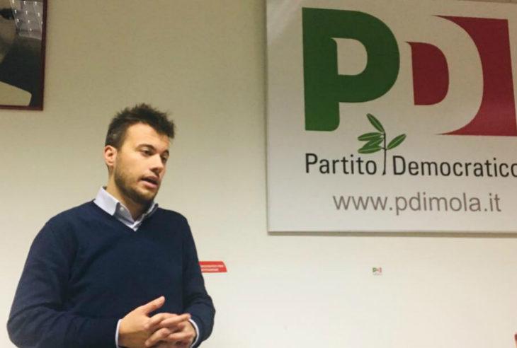 Marco Panieri eletto alla guida dell'Unione territoriale del Pd di Imola con il 72,83% dei voti: «Sarò il segretario di tutti»