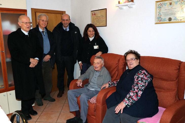 L'assistenza domiciliare, un ospedale sul territorio che assiste oltre 1.100 pazienti nel circondario imolese