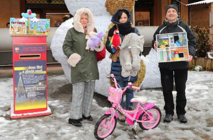 Un Natale solidale con l'iniziativa «Gioca e rigioca», i bambini imolesi generosi verso i loro coetanei meno fortunati