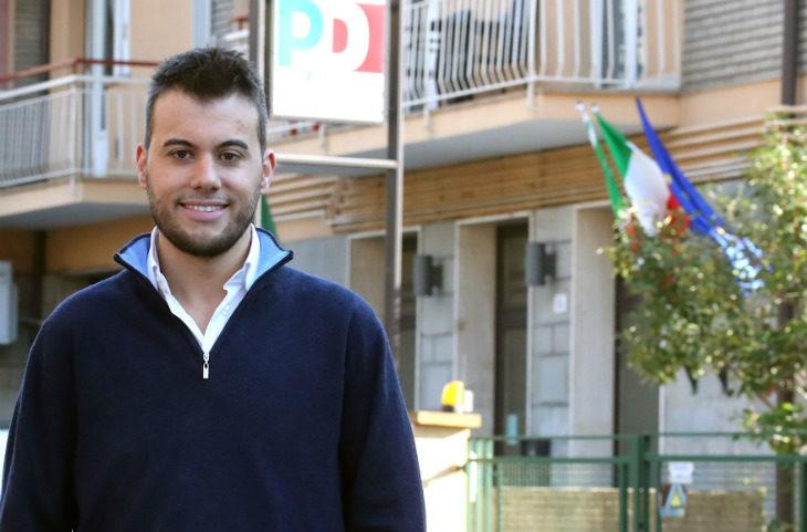 Il nuovo segretario del Pd Marco Panieri: «Puntiamo a vincere le prossime elezioni amministrative»