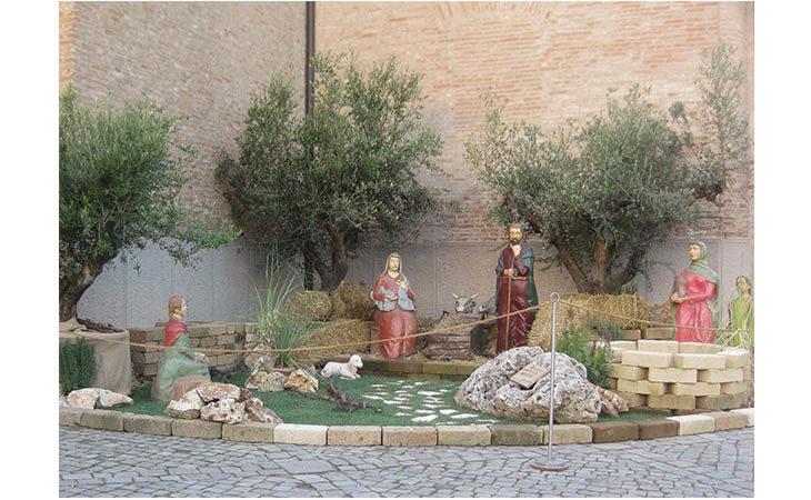 Un percorso di presepi da visitare a Castel San Pietro e nelle frazioni