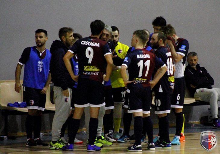 Futsal B, un'Imolese Kaos da «10 e lode» si laurea campione d'inverno
