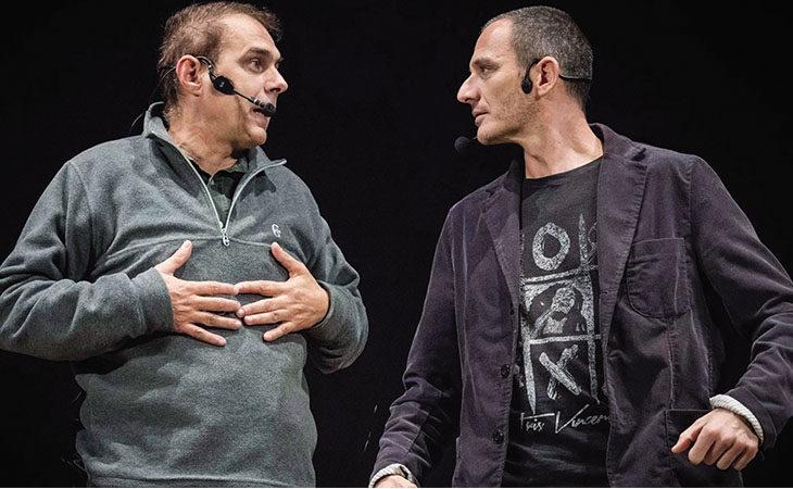 Al Cassero un Santo Stefano di comicità con il duo Dalfiume-Dondarini