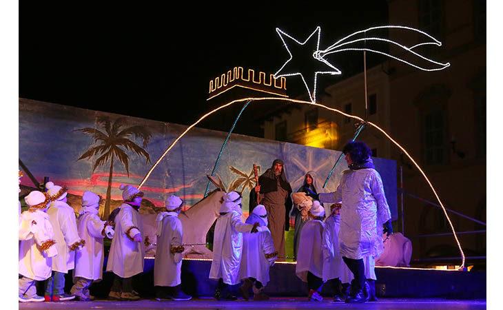 La magia del Natale ha contagiato come sempre grandi e piccini. IL VIDEO