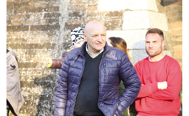 Il presidente della Nuova Ciclistica Placci Marco Selleri guarda al 2019 tra conferme e novità