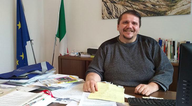 """Comunali 2019, il sindaco Luca Lelli si ricandida a guidare Ozzano con una lista civica """"aperta'"""