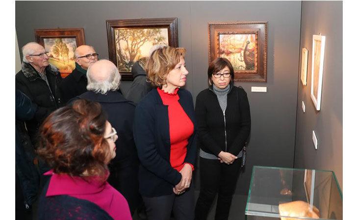 Prosegue fino al 6 gennaio la mostra con le opere donate al Museo di San Domenico