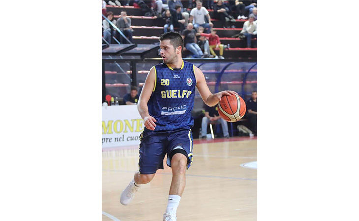 Basket C Gold, un secondo quarto disastroso costa la sconfitta casalinga a Castel Guelfo