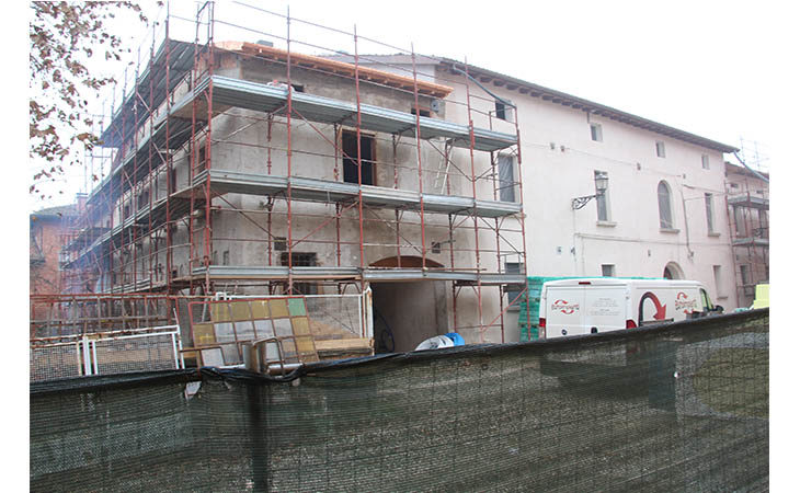 Fondi regionali al Comune di Mordano per completare l'Opera Anziani di palazzo Darchini