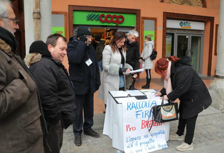 Oltre mille firme raccolte dal comitato per la bretella, anche la vallata si mobilita per sostenere il progetto già approvato