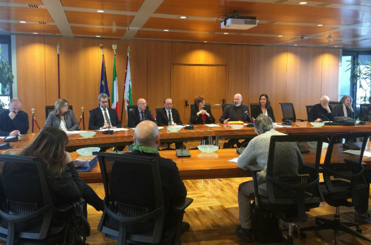 Firmate misure condivise tra Regione, gestori d'impianti e associazioni d'impresa per smaltire i rifiuti speciali