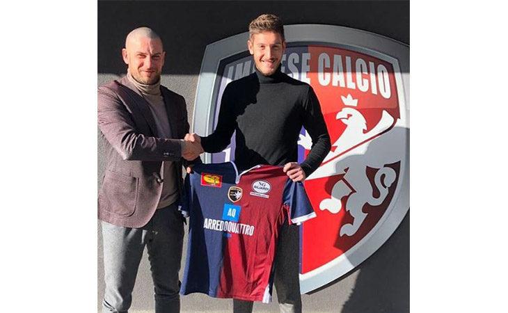 Calcio serie C, Alessandro Turrin è il nuovo portiere dell'Imolese