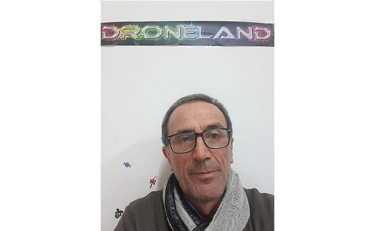Dopo il furto da Droneland il titolare Achille Lordi dorme in negozio: «Non so come finirà se dovesse entrare qualcuno»