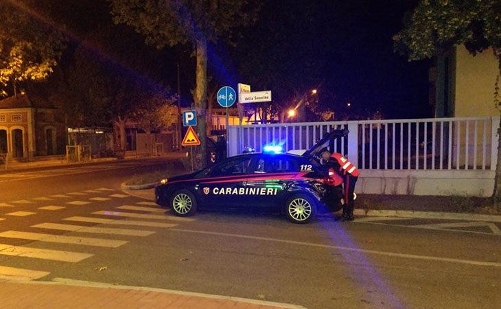 Guida in stato di ebbrezza, tre automobilisti denunciati dai carabinieri