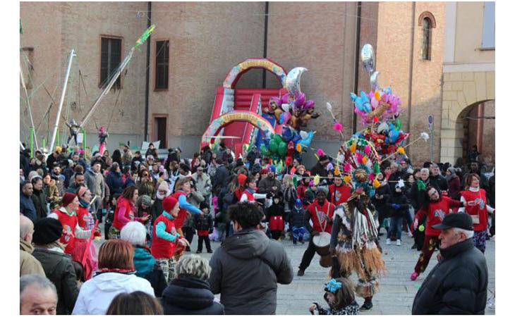 A Castello i bimbi partecipano già al concorso per la locandina del Carnevale 2019