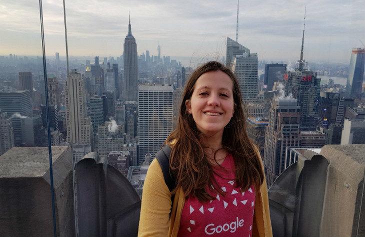 Matilde, la ragazza appassionata di matematica e informatica che studia a Cambridge e ha lavorato per Google