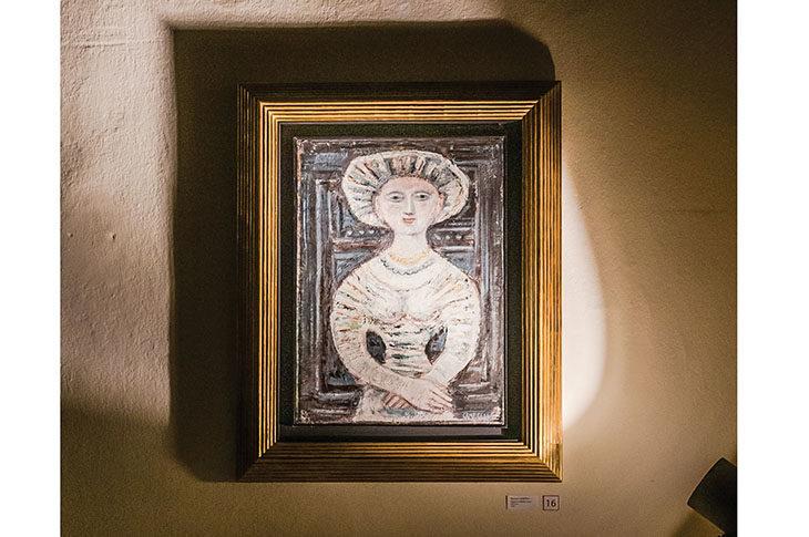 Prorogata fino al 25 gennaio la mostra di artisti italiani della seconda metà del Novecento allestita a palazzo Machirelli