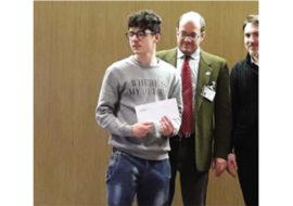 Il giovane Pietro Mirri è diventato il primo «Maestro» imolese di scacchi