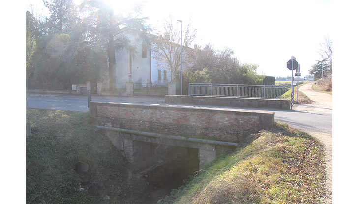 A Mordano controllati tutti i ponti stradali, sono circa quaranta quelli censiti che fanno capo al Comune