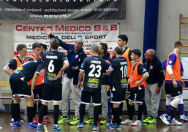 Futsal serie B, Imolese Kaos a valanga contro il Vicenza