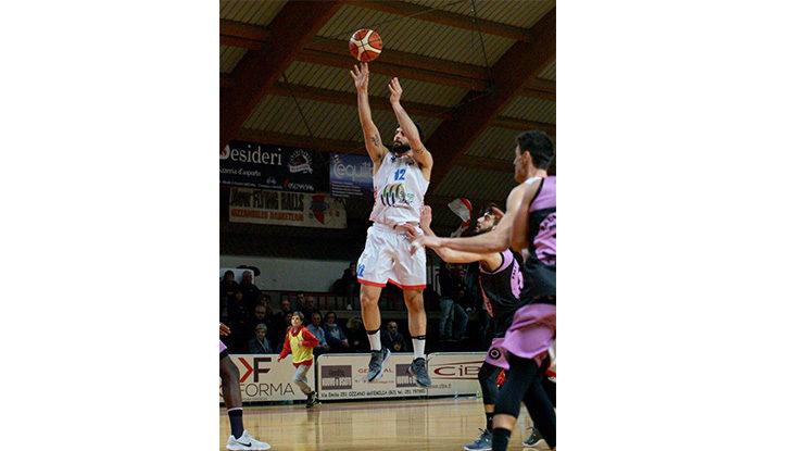 Basket serie B, Corcelli e Agusto non bastano. Sinermatic Ozzano beffata sulla sirena