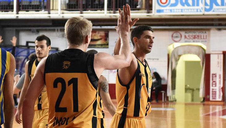 Basket C Gold, passo indietro per la Vsv Imola ad Anzola