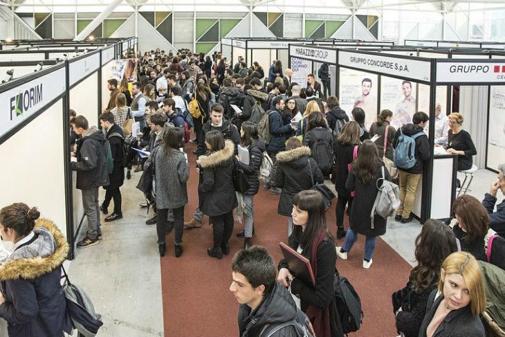 Anche Sacmi al Career day dell'Università di Bologna a caccia dei migliori laureati e laureandi