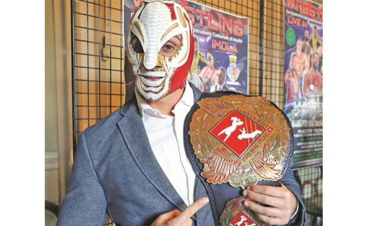 «La Notte dei Campioni» del wrestling sbarca alla Tozzona con un evento per grandi e bambini