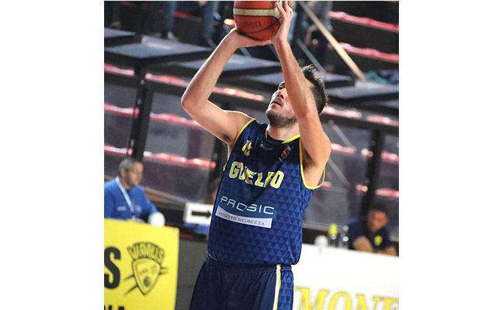 Basket C Gold, tracollo per Castel Guelfo al palaMarchetti