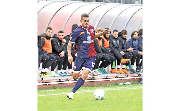 Calcio serie C, intervista al terzino Alessandro Garattoni: «Qui all'Imolese mi sento a casa»