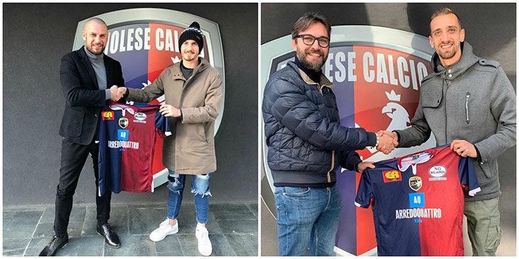 Calcio serie C, altri due arrivi in casa Imolese: Ranieri e Varutti. Sereni passa all'Arezzo