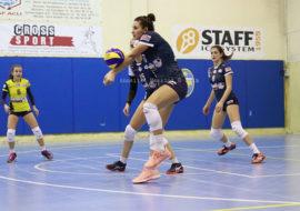 Pallavolo B2 femminile, la Csi Clai Imola fa 13 su 13. Crollo a Cremona per la Vtb Ozzano