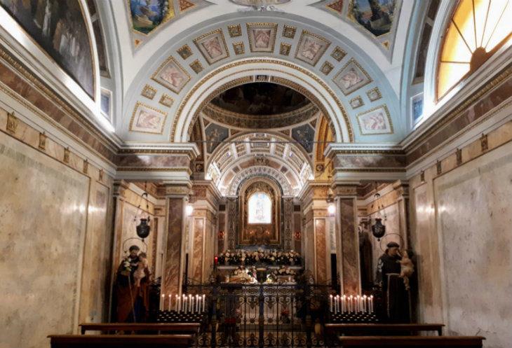 Completato il nuovo impianto di riscaldamento nel santuario della Madonna delle Grazie