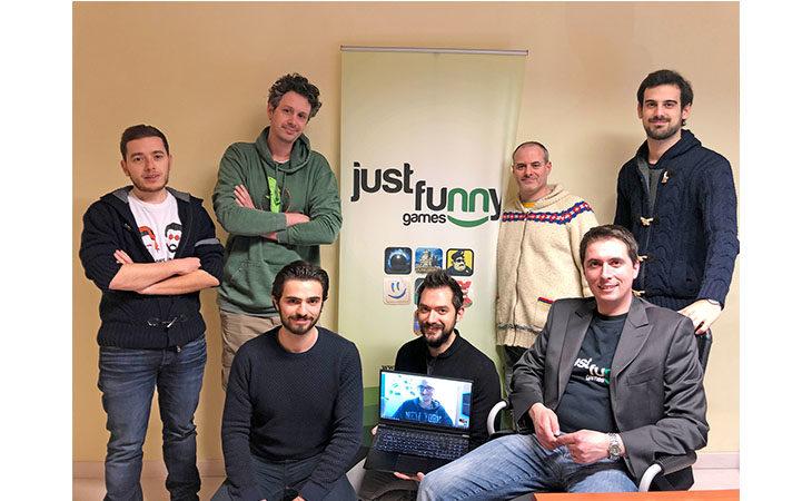 Le nuove frontiere delle app e dei videogiochi con gli imolesi di Just Funny Games