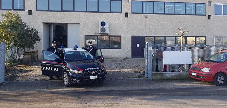 Tenta rapina in azienda, 22enne arrestato dai carabinieri di Medicina