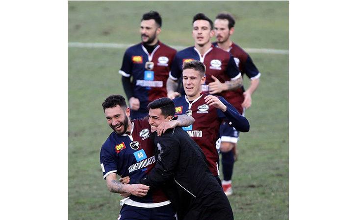 Calcio serie C, l'Imolese sta attenta al… Lupo, Gubbio è un pericolo