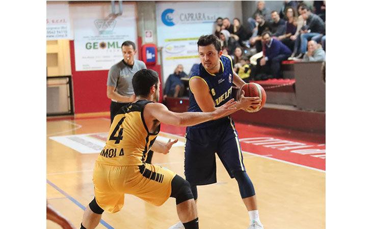 Basket C Gold, al palaMarchetti di Castel Guelfo passa anche Fiorenzuola