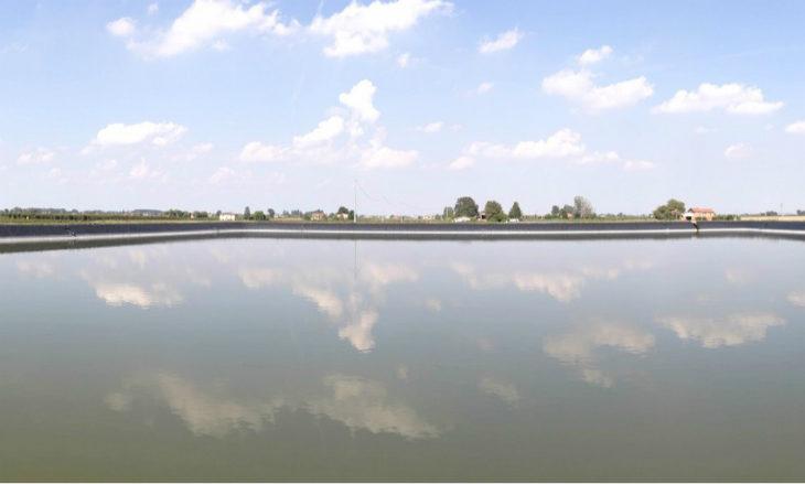 Sarà finanziato da Regione e Bonifica Renana il bacino artificiale a Poggio Grande per raccogliere l'acqua depurata