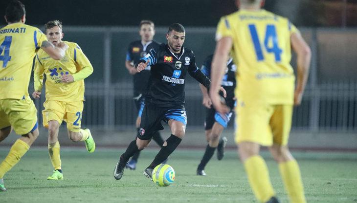 Imolese da 0-0, emozioni nel finale: la punizione di Lanini è entrata o no?