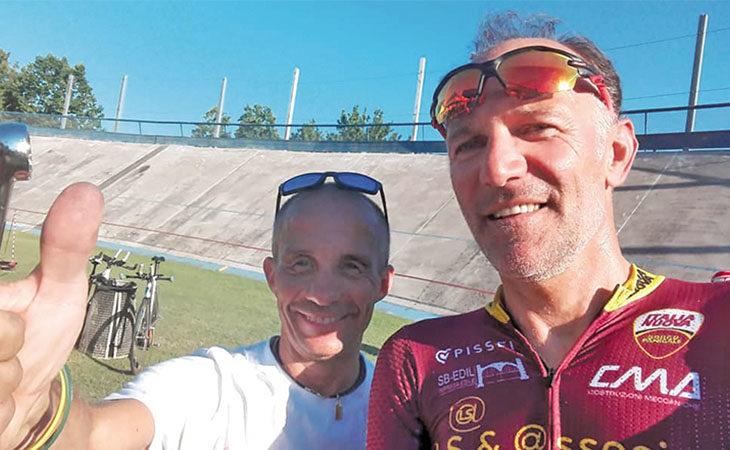 Ciclismo Under 23, il nuovo team di Calzoni e Coppolillo. E Bedeschi ha già 3.000 km nelle gambe