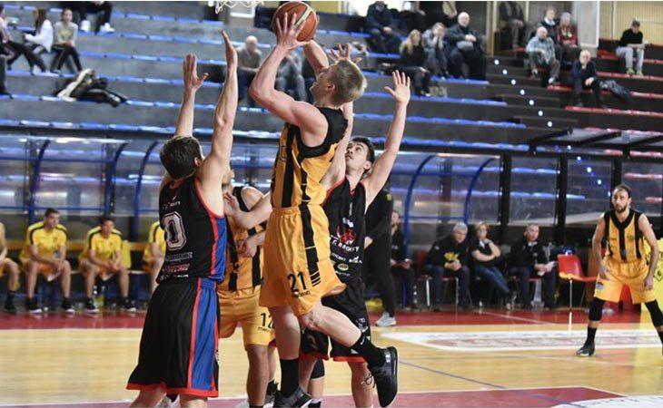 Basket C Gold, vittoria schiacciante della Vsv Imola prima della lunga pausa