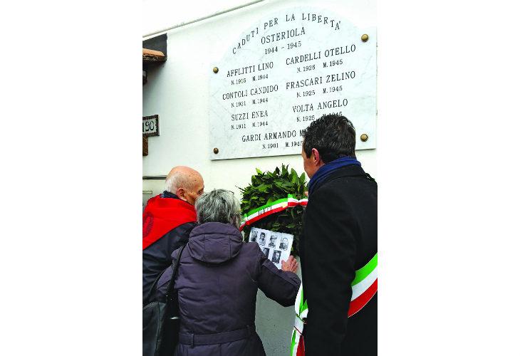 Domenica 24 febbraio l'Anpi di Imola e Sesto Imolese ricorda gli antifascisti e i partigiani di Osteriola