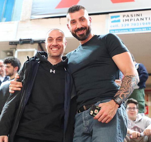Basket A2: Le Naturelle stravincono sotto gli occhi di Vincenzino Esposito