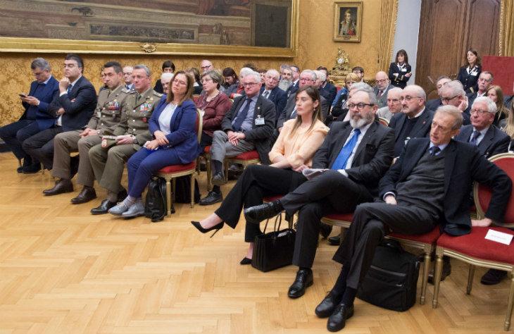 """Presentato alla Camera dei Deputati il libro di Bacchilega Editore """"La Brigata Ebraica – 1944-1946'"""