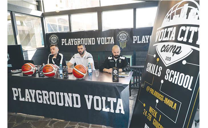 Basket, in estate il grande ritorno del torneo «Volta 3X3»