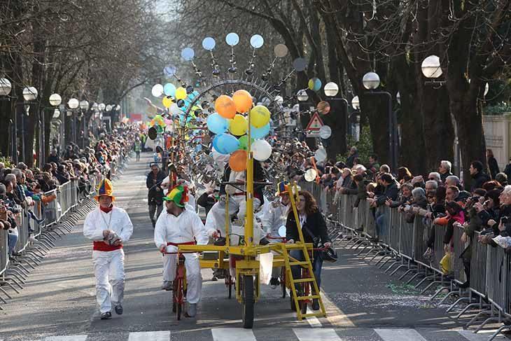 I Fantaveicoli sfilano e si sfidano domenica 3 marzo a Imola