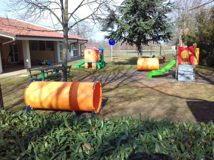 In arrivo nuovi giochi nei parchi di Castel San Pietro
