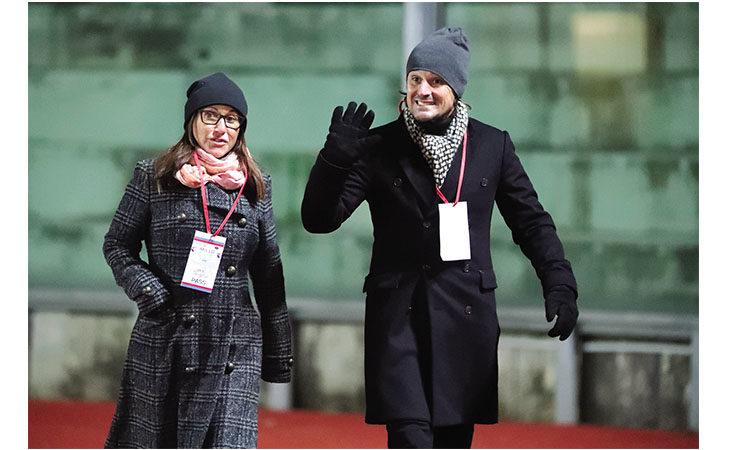 L'Imolese ed il progetto del nuovo stadio, il commento della dirigente rossoblù Fiorella Poggi
