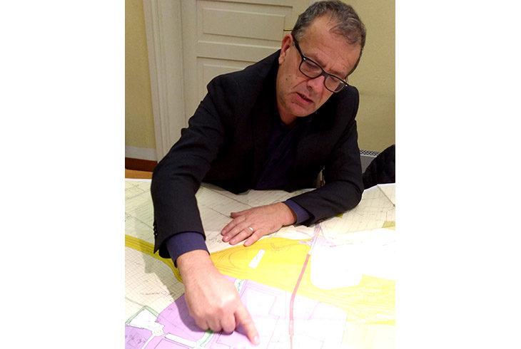 Il sindaco castellano Tinti sogna un «piano per la casa pubblica» con l'approvazione del Poc